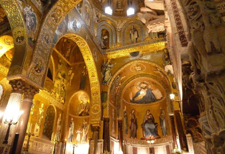 Abatellis Luxury, Palermo, Dış Mekân