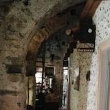 더블룸 (Bucaneve) - 거실 공간
