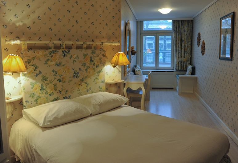 Hotel Imperial, Amsterdam, Double Room, Guest Room