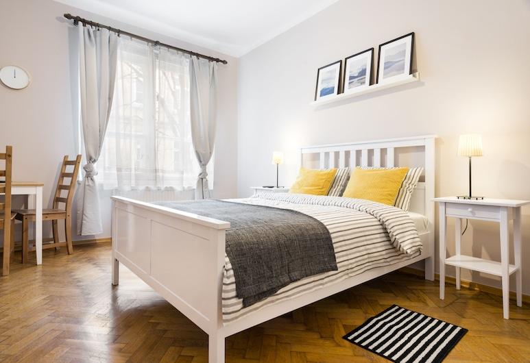 Berry Apartments, Krakow, Studio Suite, Room