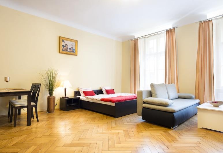 Berry Apartments, Krakau, Apartment (Strawberry), Zimmer