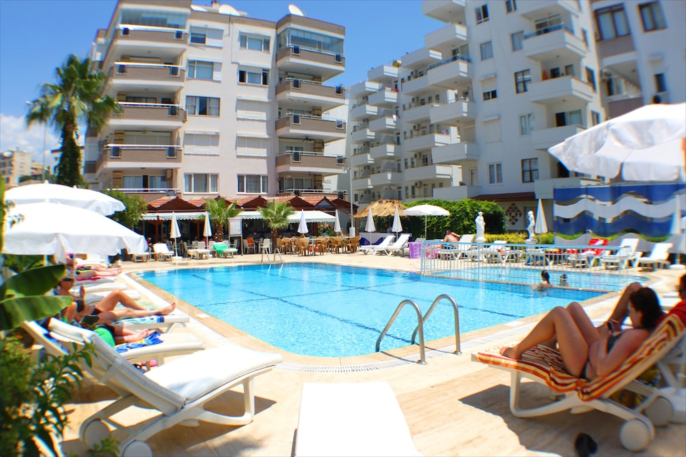 Bora Butik Hotel All Inclusive Alanya