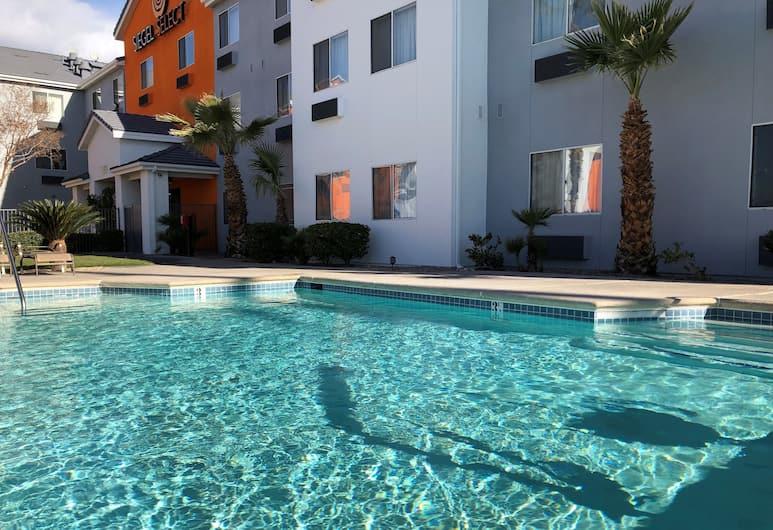 Siegel Select Las Vegas Blvd., Las Vegas, Vonkajší bazén