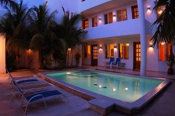 Picture of Hotel Villas Deja Blue & Restaurant in Cozumel