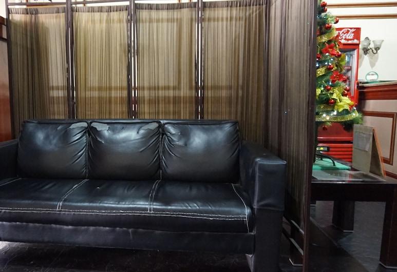 할리나 호텔 아베니다, 마닐라, 로비 좌석 공간