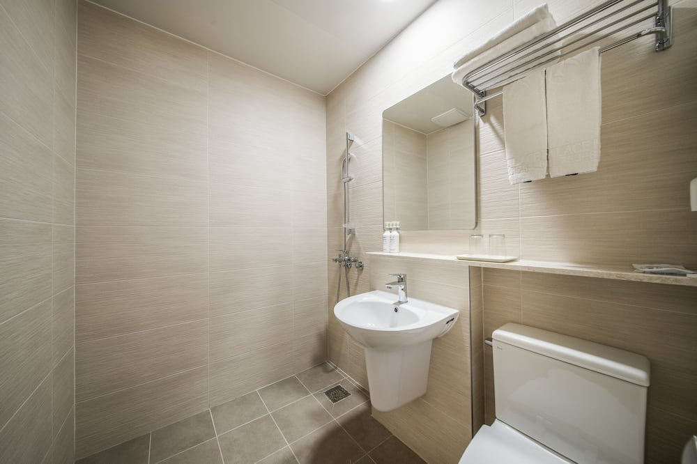 Standard Twin Room, Ocean View - Bilik mandi