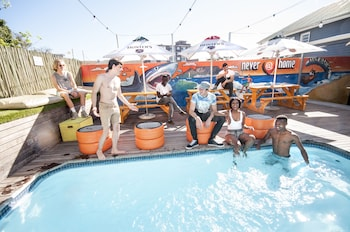 A(z) Never at Home Cape Town hotel fényképe itt: Fokváros