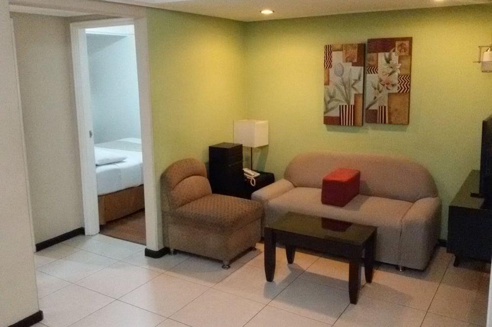 Superior Σουίτα, 2 Υπνοδωμάτια - Δωμάτιο επισκεπτών