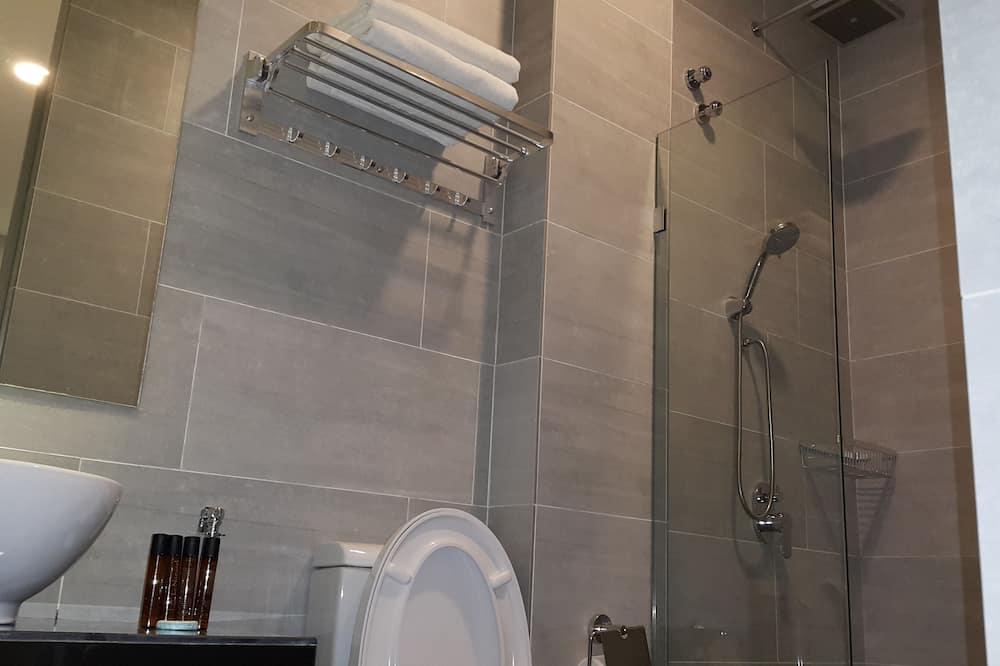Pokój rodzinny, 1 sypialnia - Prysznic