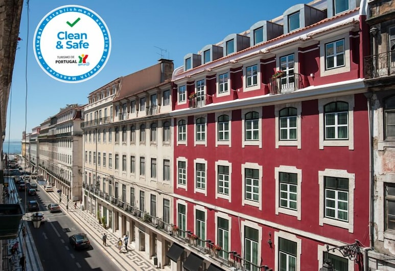 The 7 Hotel, Lisboa