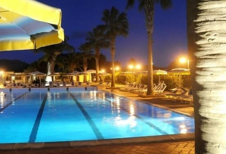 Hotel Residence Solone, Ascea, Outdoor Pool