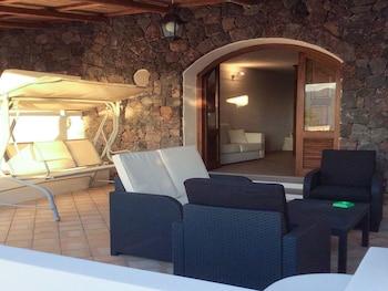 Selline näeb välja Eolian Houses, Santa Marina Salina