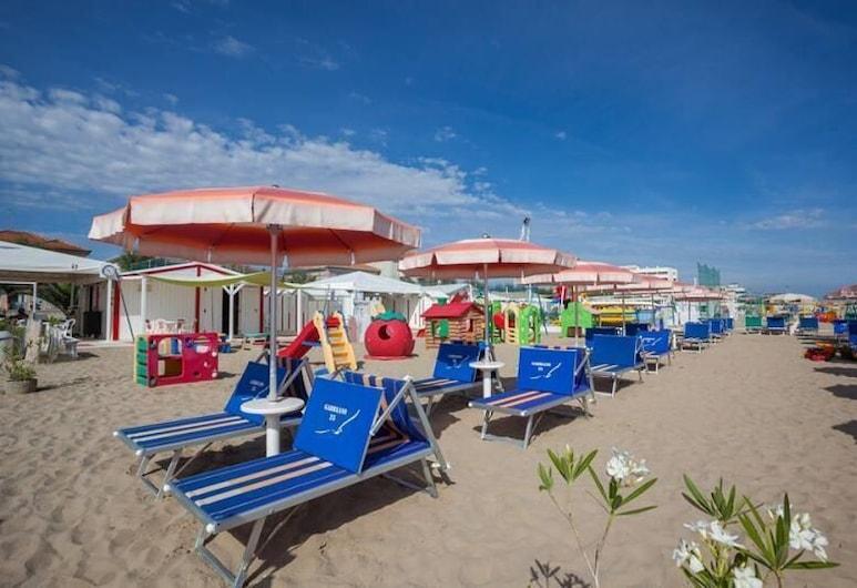 Hotel Le Querce, Senigallia, Beach