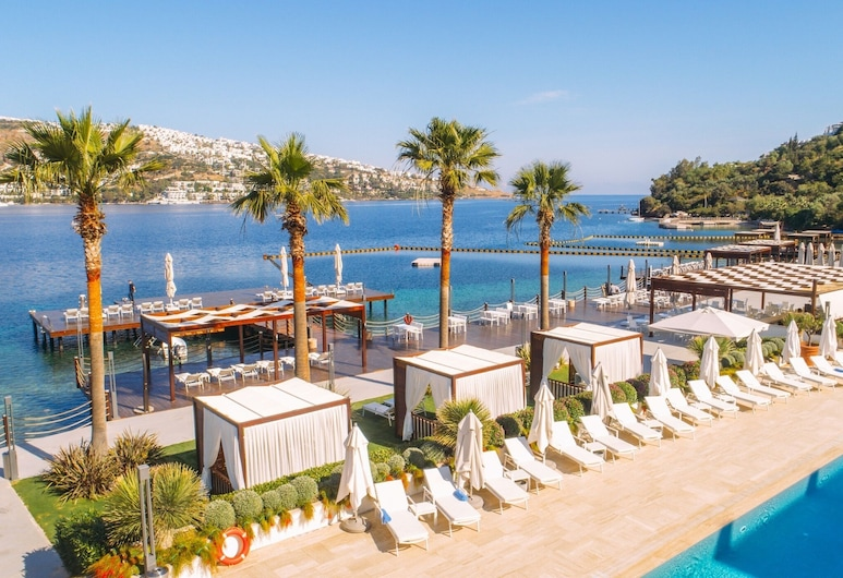 Mivara Luxury Resort & Spa Bodrum, Bodrum, Plaj