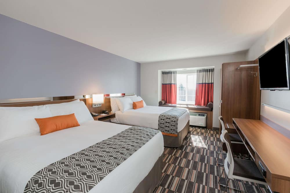 Room, 2 Queen Beds, Accessible, Non Smoking - Guest Room