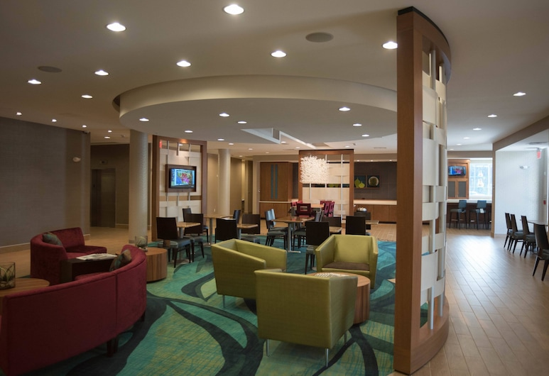 Springhill Suites Mobile, מוביל, לובי