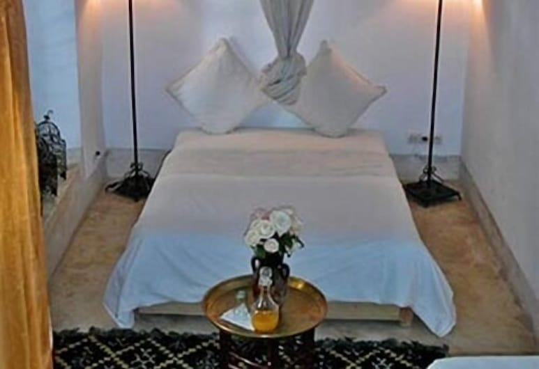 Riad Dar Malak, Marrakech, Standard Double Room, Private Bathroom (Chambre Double Malak), Guest Room