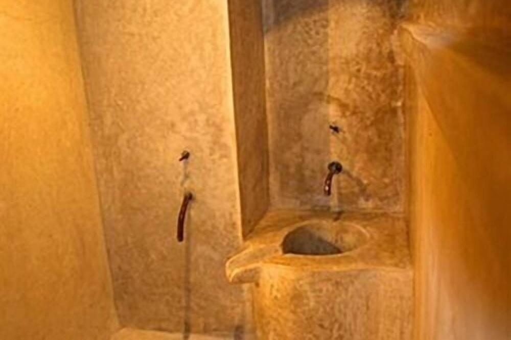 Стандартний двомісний номер, приватна ванна (Chambre Double Malak) - Ванна кімната