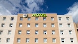 Choose This Cheap Hotel in Lieusaint