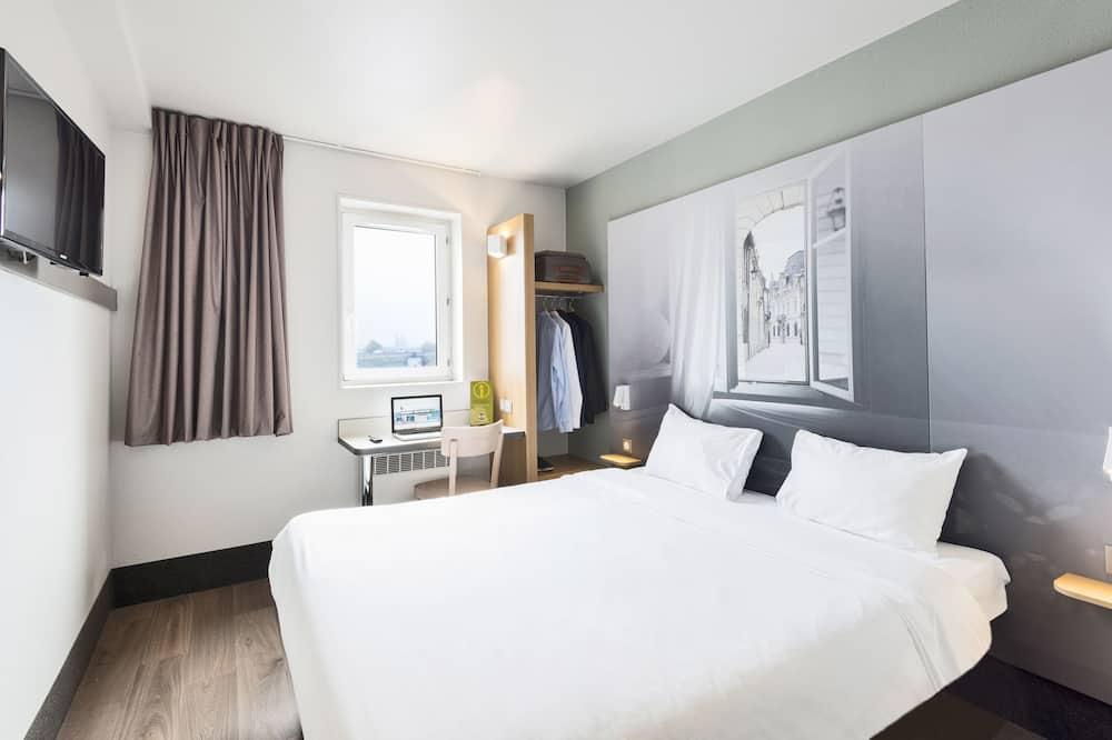 Tek Büyük Yataklı Oda, Engellilere Uygun, Sigara İçilmez - Oda
