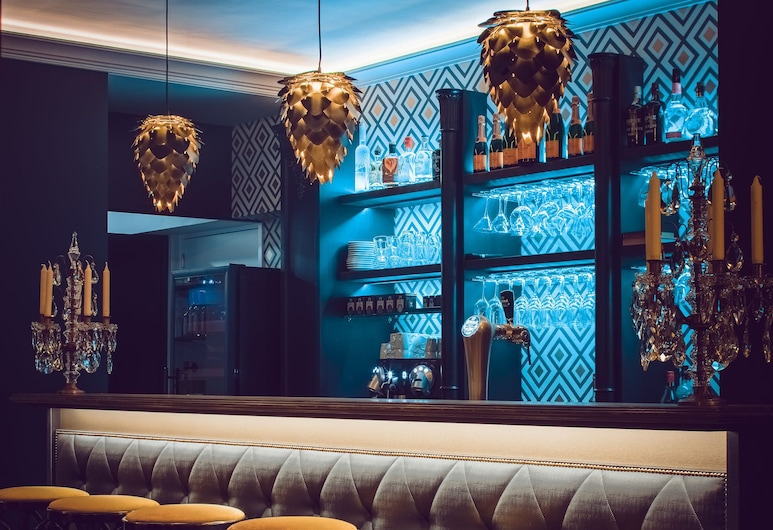 Boutique Hotel Opus One, Numansdorp, Hotel Bar