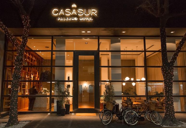 CasaSur Palermo Hotel, Buenos Aires, Hoteleingang