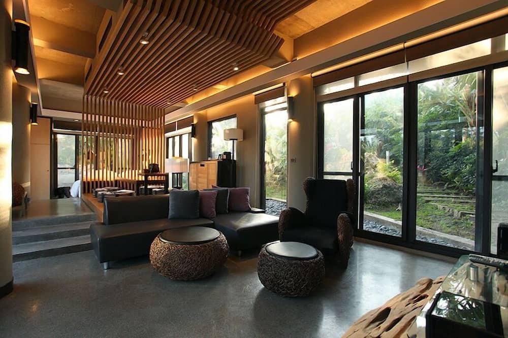 Vila typu Classic - Obývacie priestory