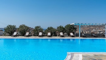 Foto Marianna Hotel di Mykonos