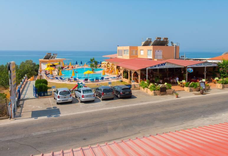 Palm Bay Hotel Studios, Rhodes, Kawasan Hartanah