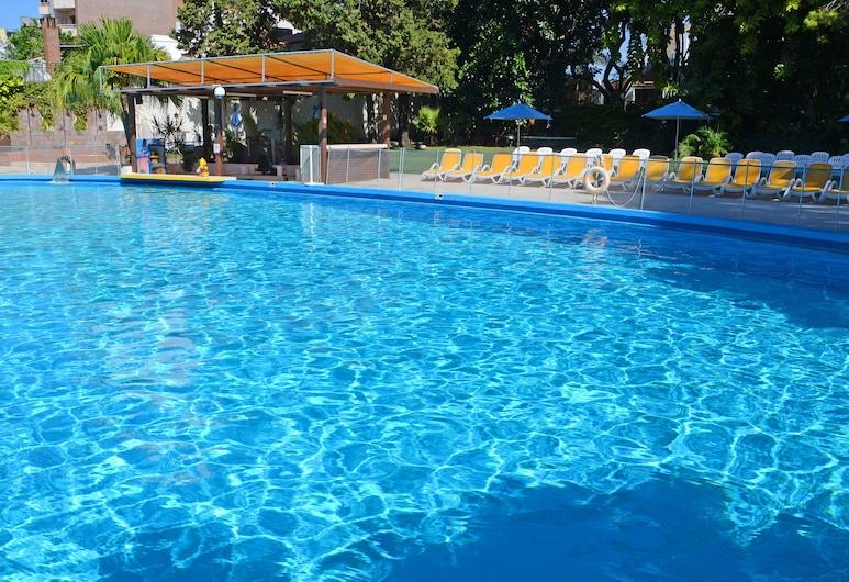 Howard Johnson by Wyndham Plaza Hotel Mayorazgo, Parana, Vanjski bazen