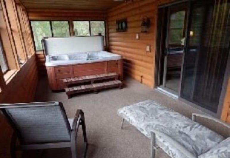 베어 로지, 애플 강, 하우스, 침실 3개, 객실