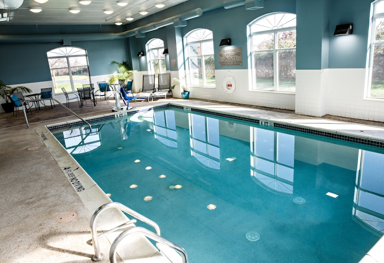 Country Inn & Suites by Radisson, Harrisburg West, PA, Mechanicsburg, Indoor Pool