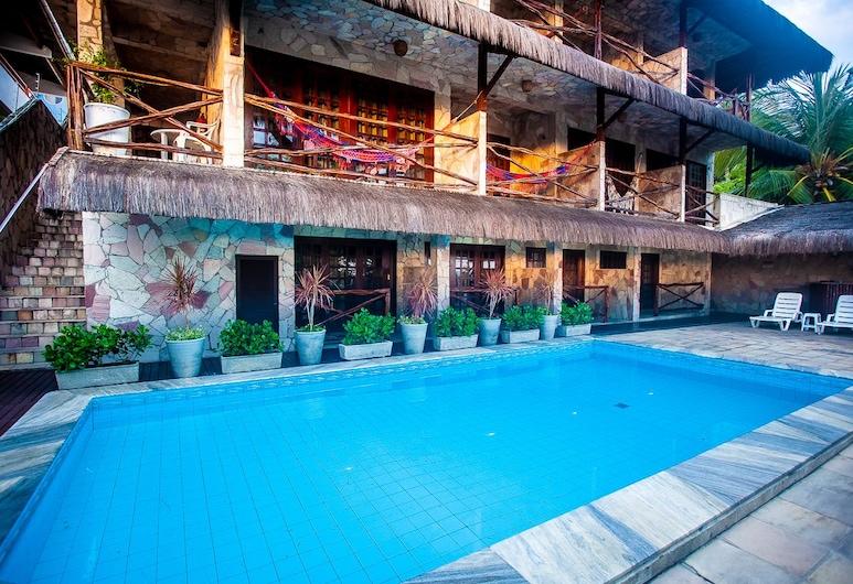 城堡海灘酒店, 納塔爾, 室外泳池