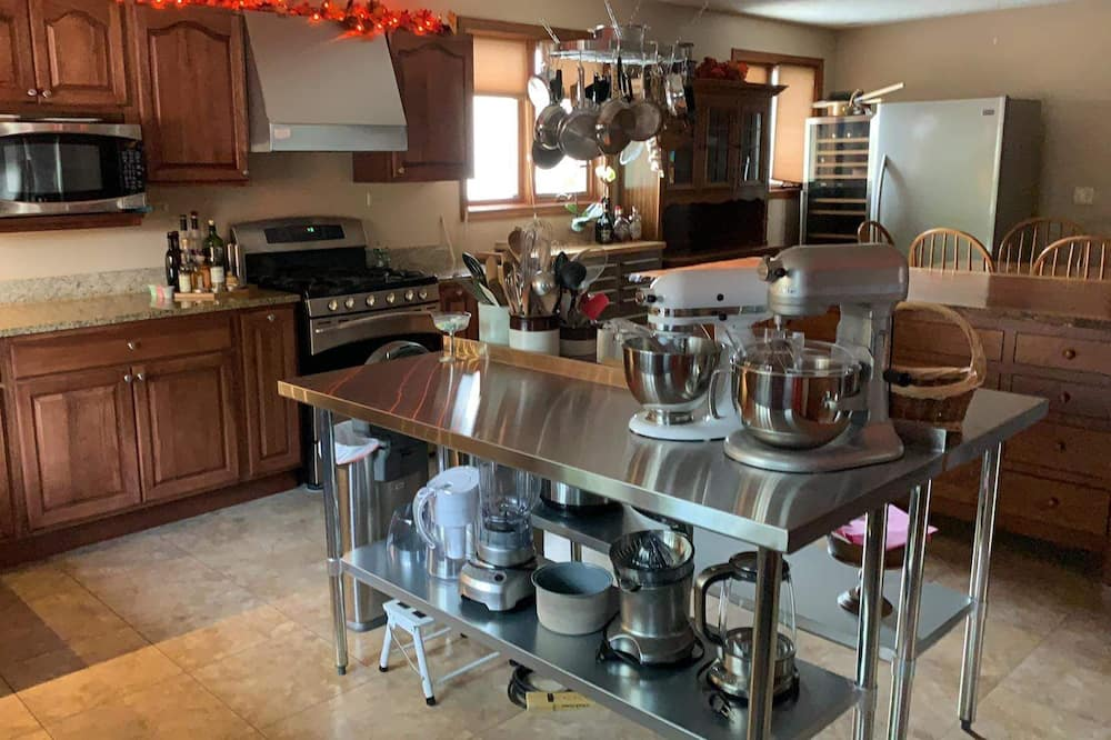 Kemudahan dapur berkongsi