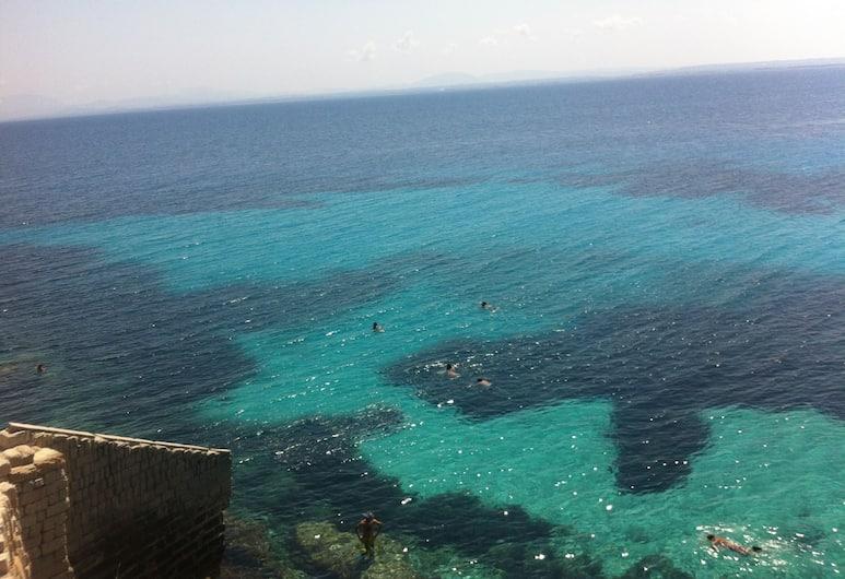 B&B Il Vecchio Messina, Trapani, Spiaggia