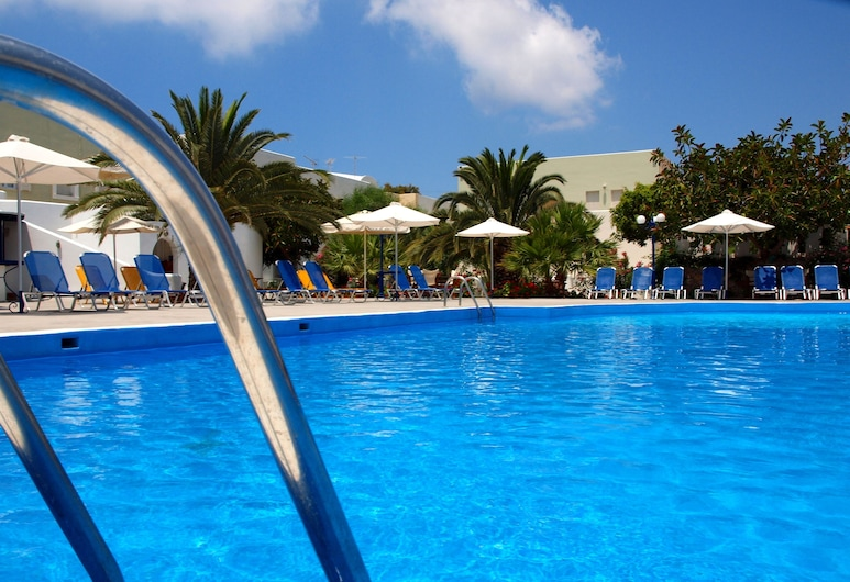 Albatros Hotel, Santorini, Outdoor Pool
