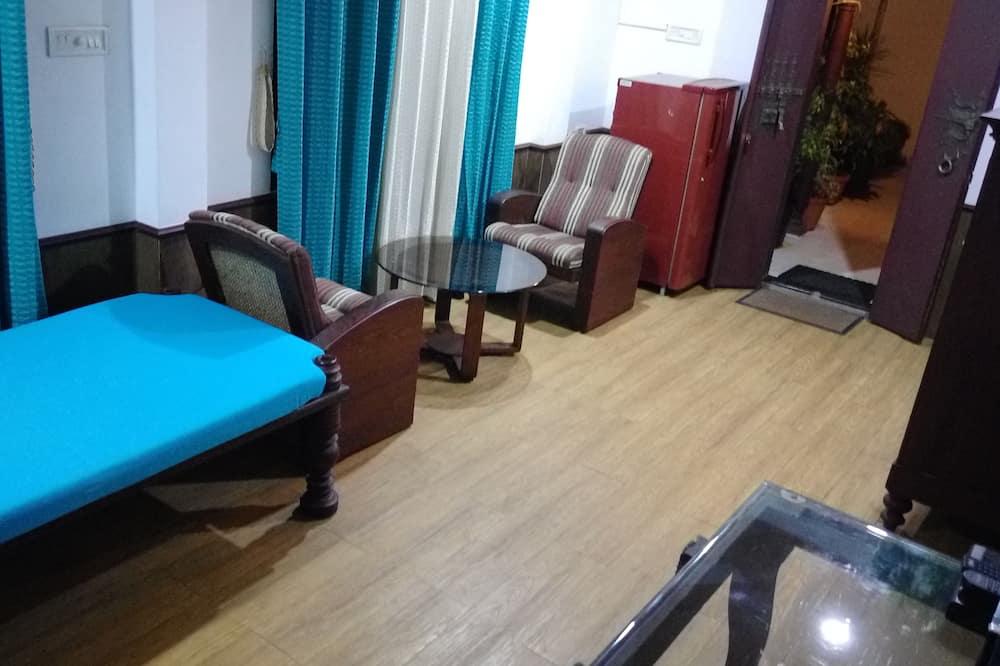 Domek letniskowy dla nowożeńców, 1 sypialnia, z łazienką - Minilodówka