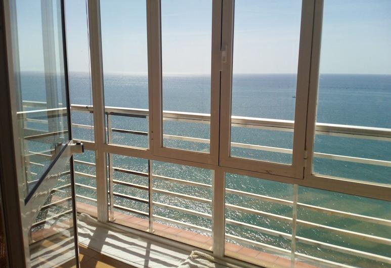 Apartamentos Torre de la Roca, Torremolinos, Lägenhet - 2 sovrum - havsutsikt, Utsikt från rummet