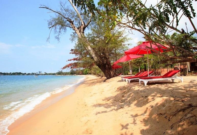 Wild Beach Phu Quoc Resort, Phu Quoc, Pláž