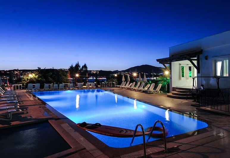 Bitez Marina Hotel, Bodrum, Outdoor Pool