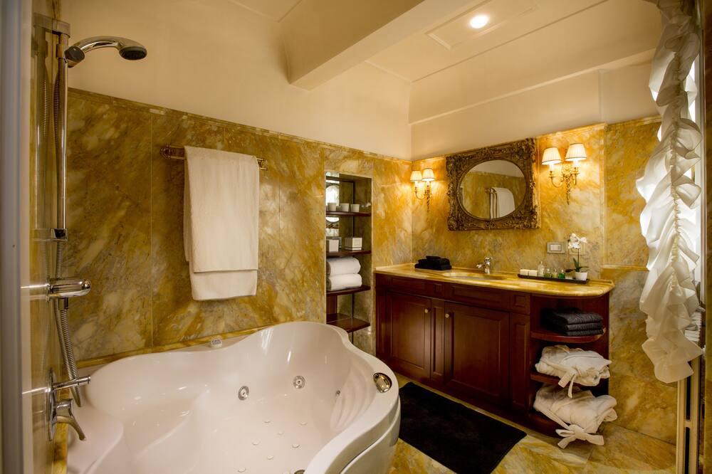 Suite (Bardi) - Bathroom