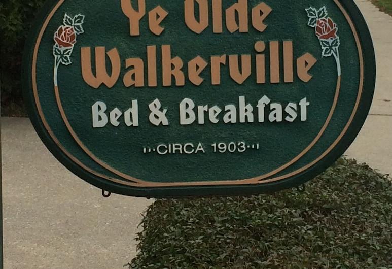 Ye Olde Walkerville Bed & Breakfast, Windsor, Áreas del establecimiento