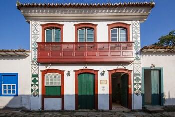 Foto van Pousada Arte Colonial in Paraty