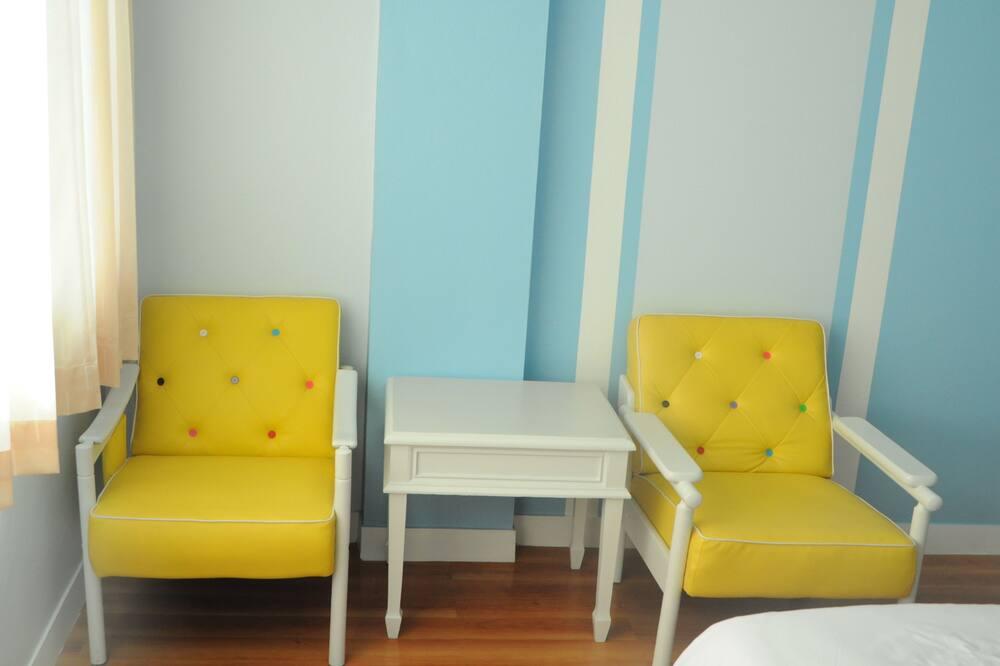Superior soba - Dnevni boravak