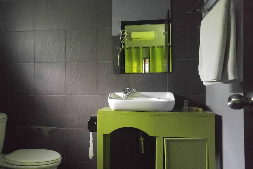 Standartinio tipo numeris - Vonios kambarys