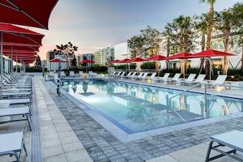 Selline näeb välja Residence Inn by Marriott Miami Beach Surfside, Surfside
