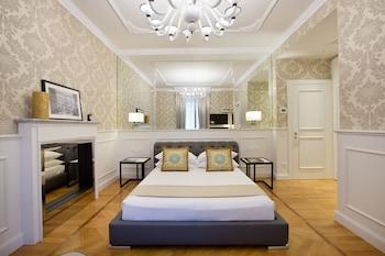 Obrázek hotelu Luxury Duomo Rooms ve městě Milán
