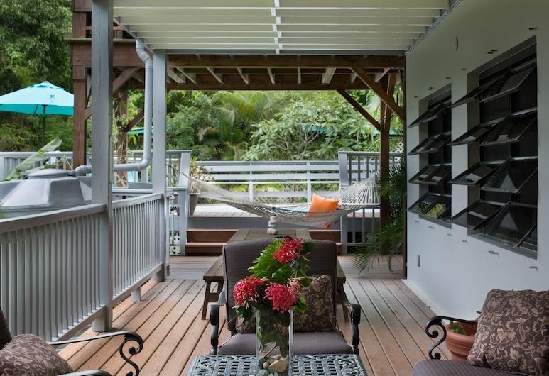 Starlit Escape Villa, St. John, Outdoor Dining