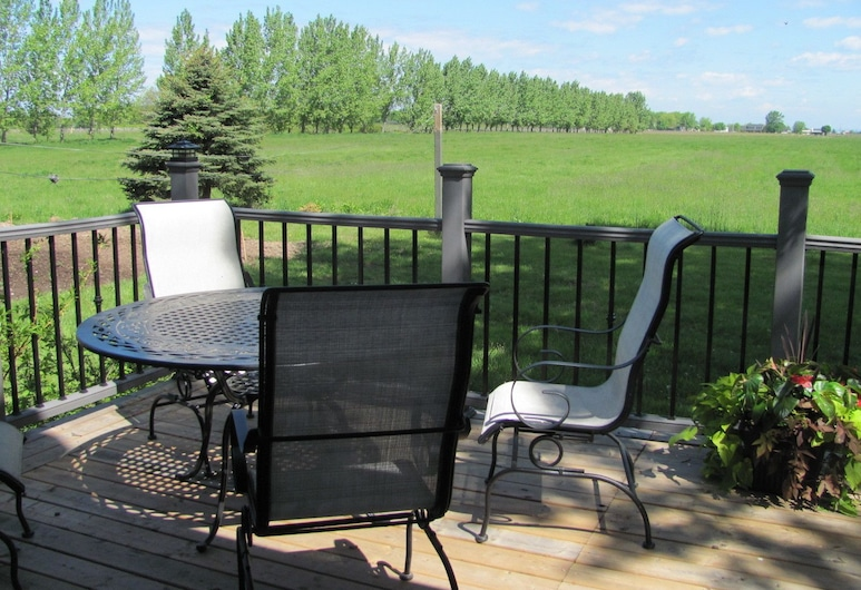 CountrySide Bed & Breakfast, Niagara-on-the-Lake, Terrasse/Patio