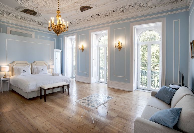 Casa do Príncipe, Lisbona